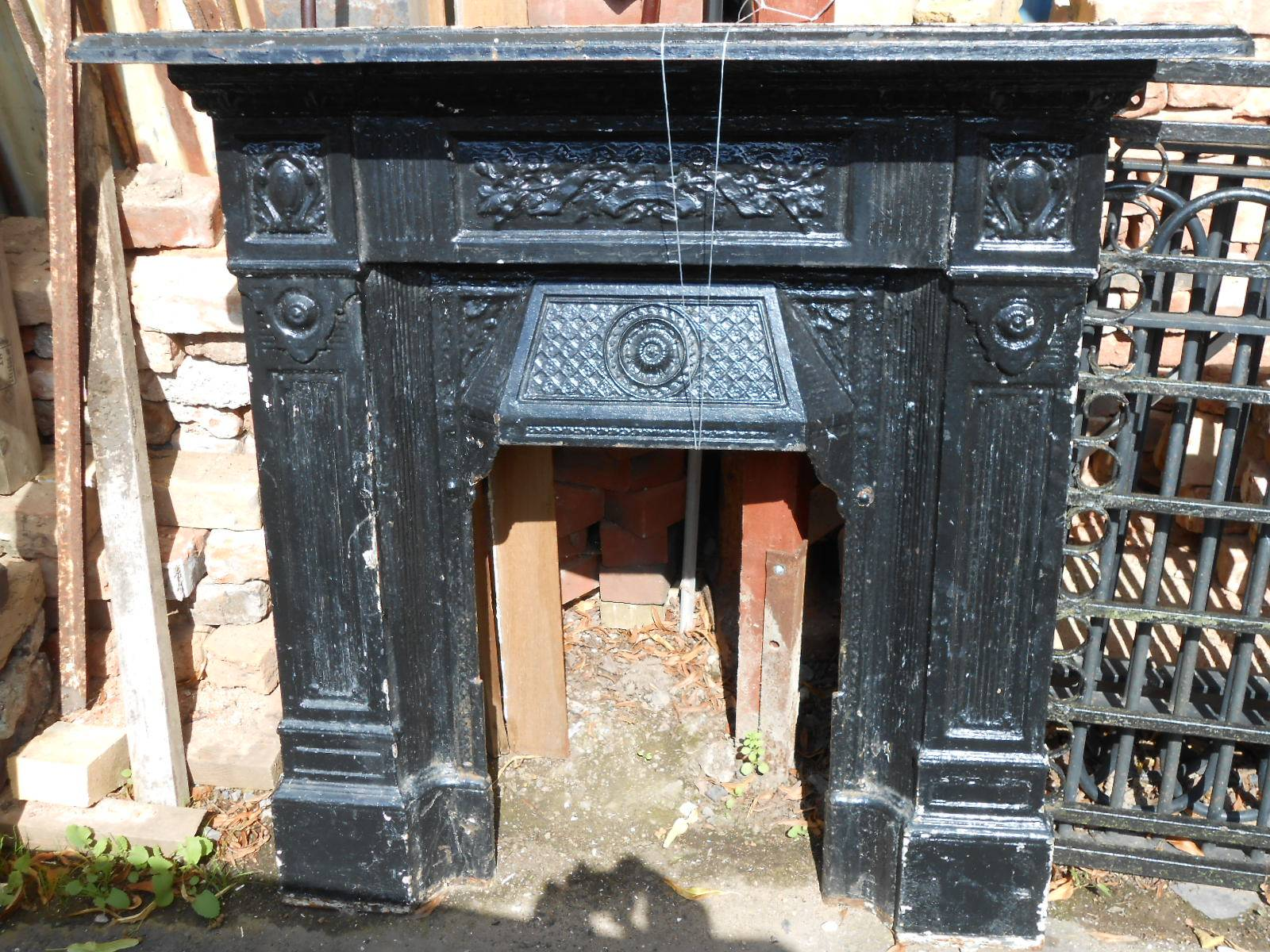fireplaces a1 builders reclamation yard strood rochester